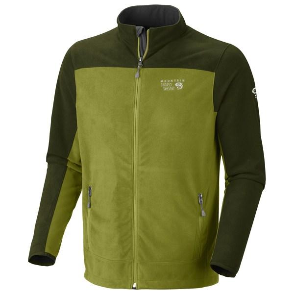 photo: Mountain Hardwear Nansen Jacket fleece jacket