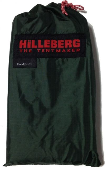 photo: Hilleberg Nammatj 3 GT Footprint footprint