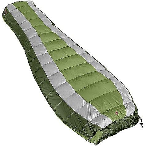 photo: Marmot Wasatch 3-season down sleeping bag