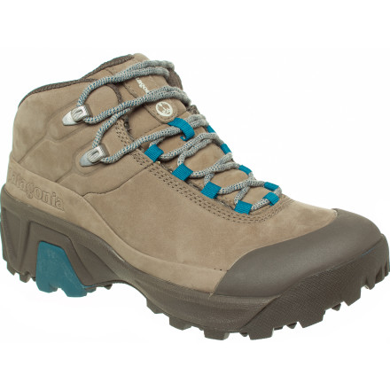 photo: Patagonia Women's P26 Mid hiking boot