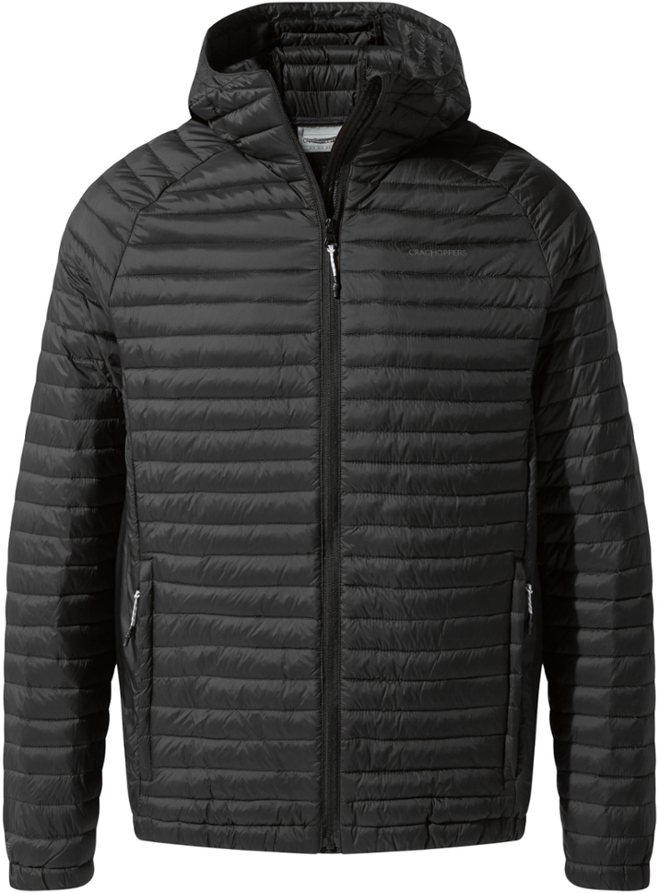 photo: Craghoppers Venta Lite Hooded Jacket synthetic insulated jacket