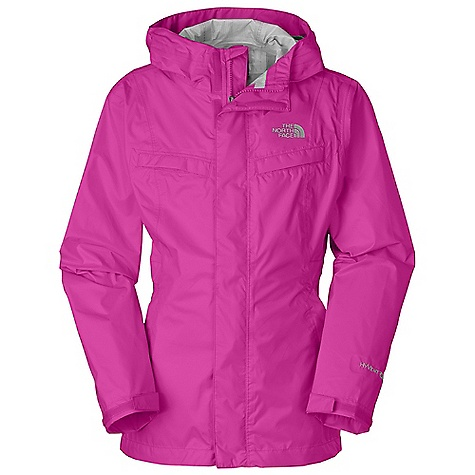 photo: The North Face Clairy Jacket waterproof jacket