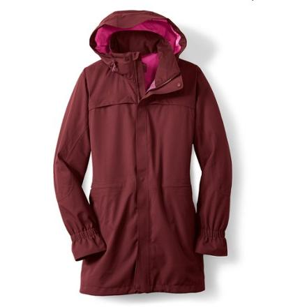 photo: REI Belltown Rain Jacket waterproof jacket