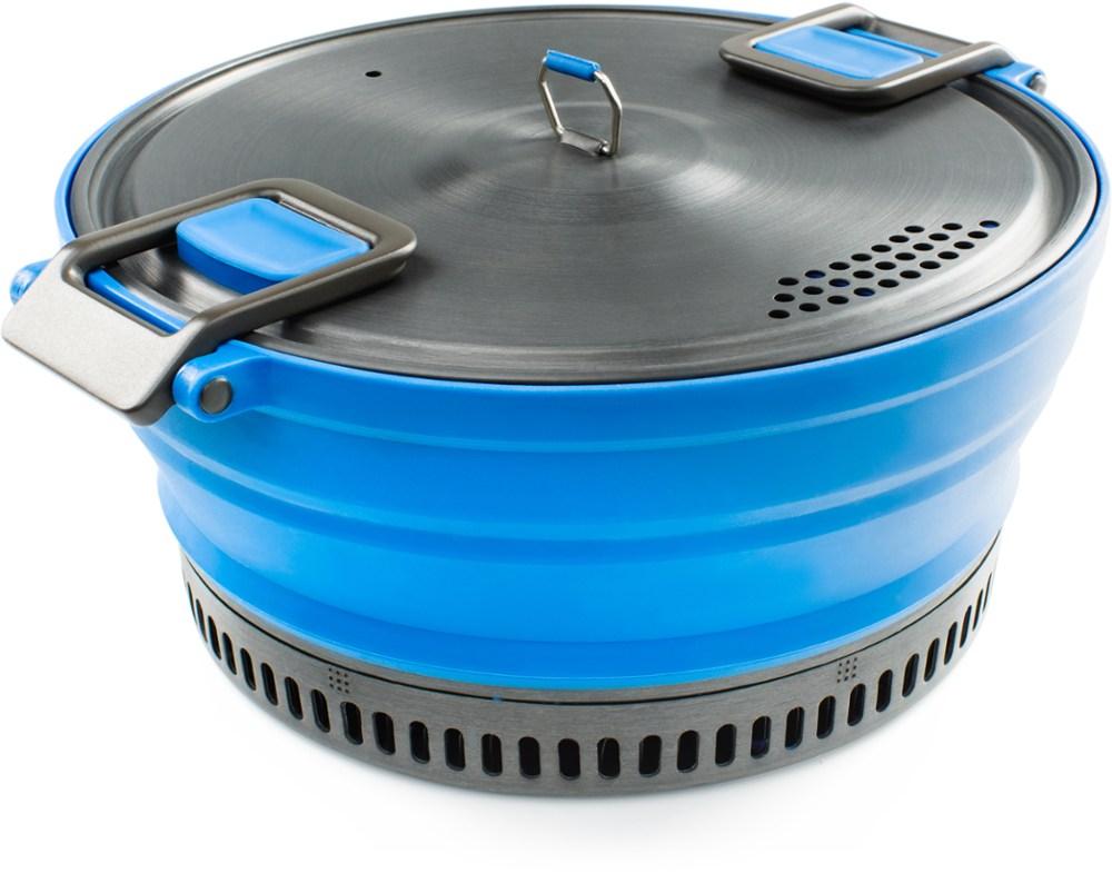 GSI Outdoors Escape HS 2L Pot