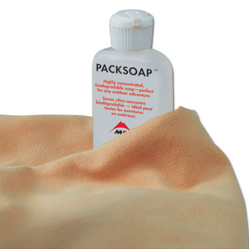 photo: MSR PackSoap soap/cleanser