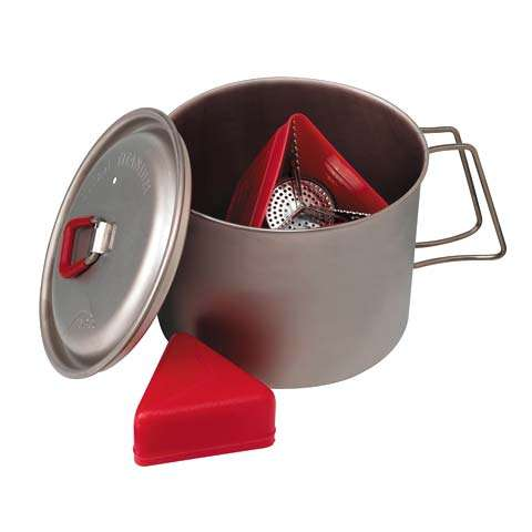 MSR PocketRocket/Titan Kettle Kit