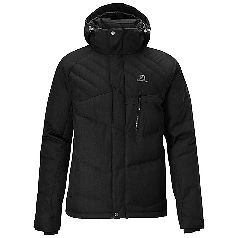 photo: Salomon Pic Down Jacket synthetic insulated jacket
