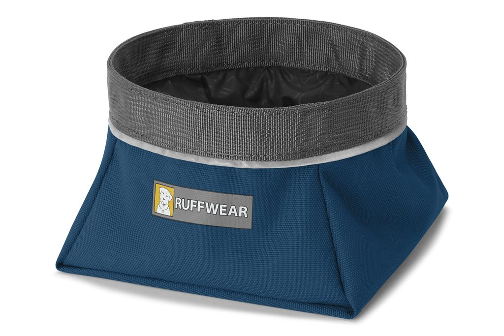 photo: Ruffwear Quencher dog bowl