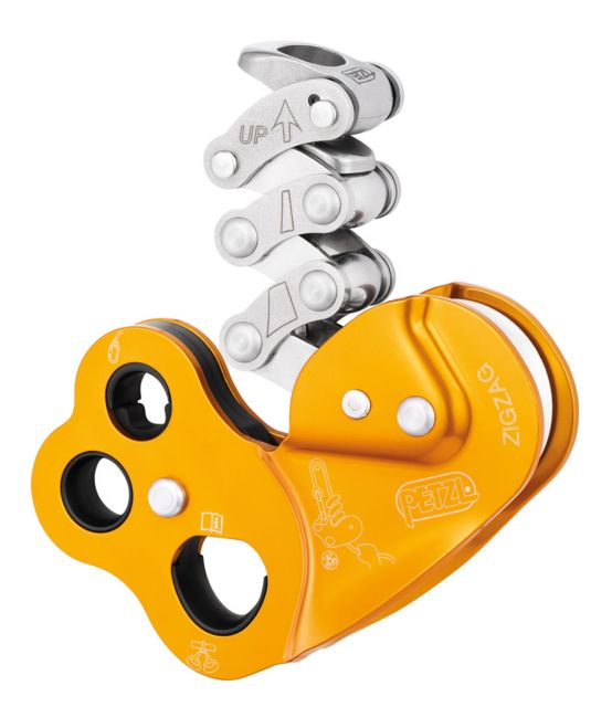 photo: Petzl Zigzag ascender