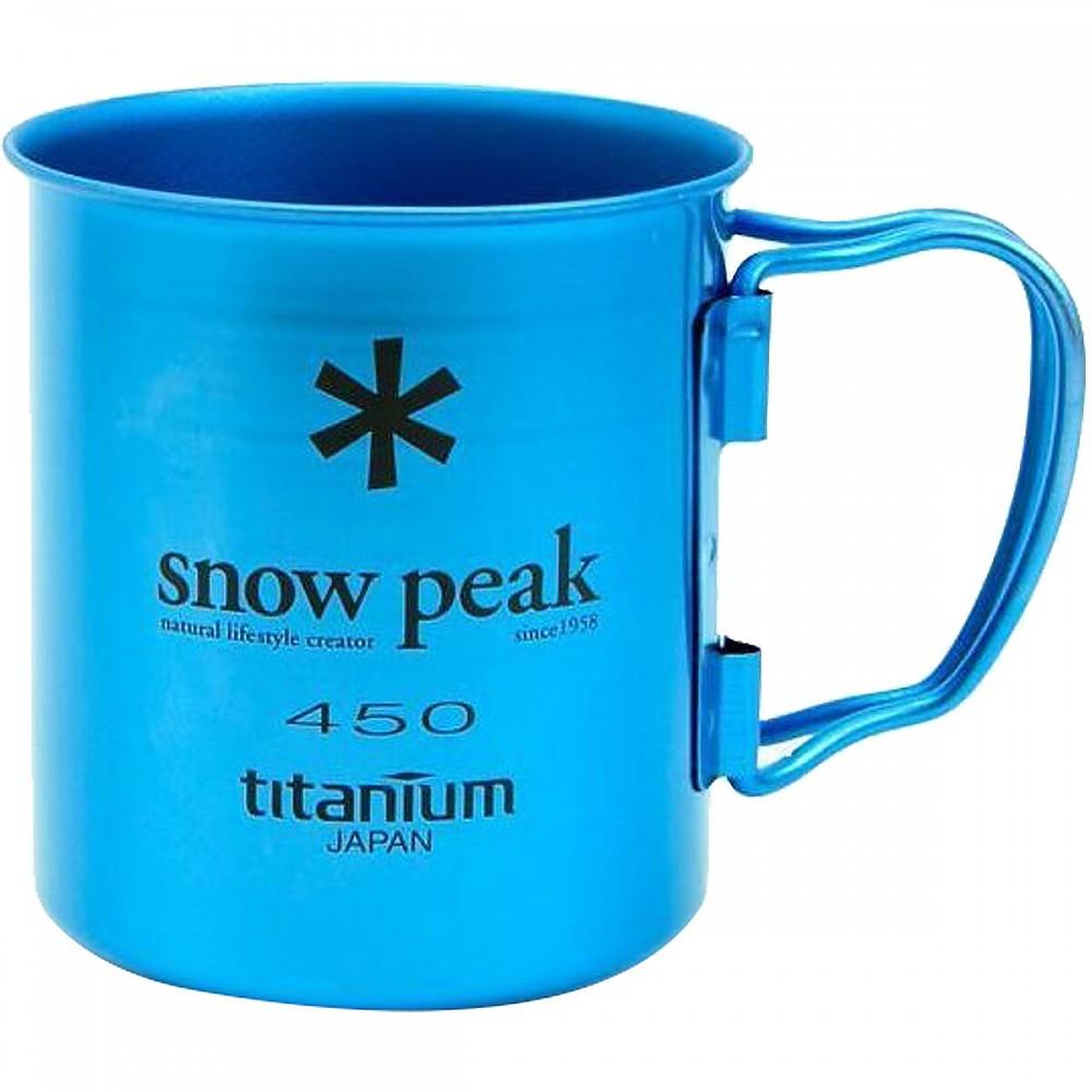 photo: Snow Peak Ti-Single 450 Colored Cup cup/mug
