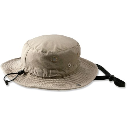 photo: White Sierra Insect Shield Swamp Brim Hat - Special Buy cap