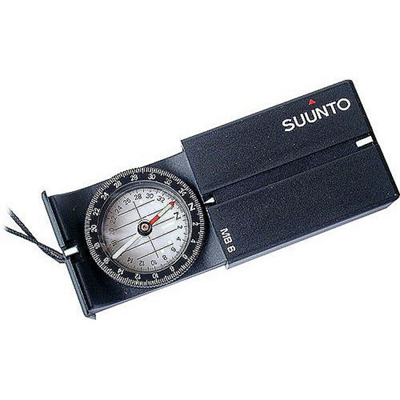 photo: Suunto MB-6 handheld compass