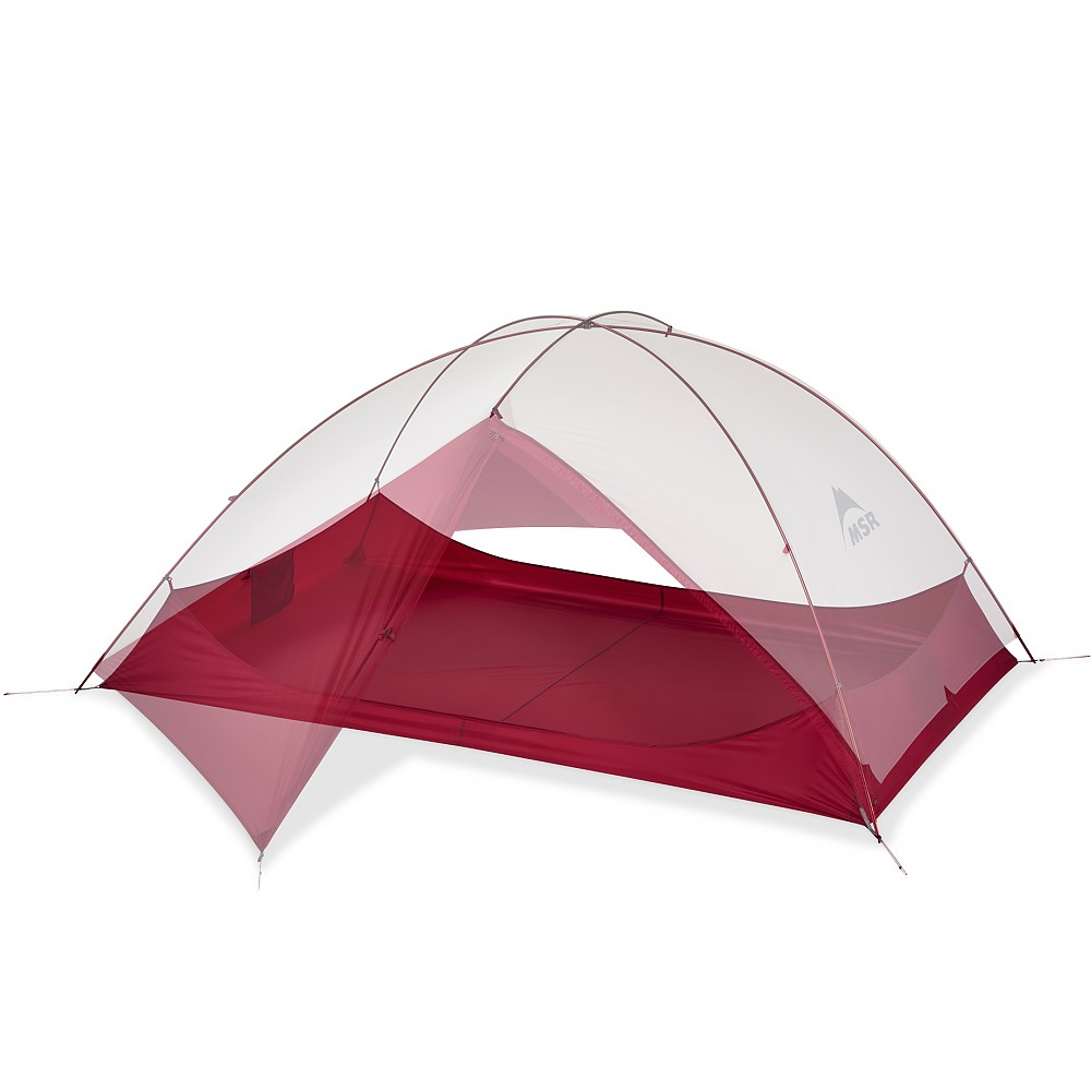 photo: MSR Zoic 3 Fast & Light Body three-season tent
