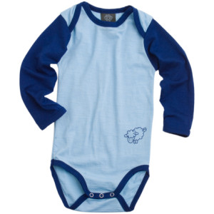 photo: Outside Baby Merino Onesie base layer