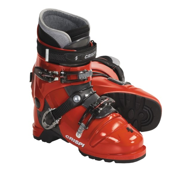 photo: Crispi Diablo MS Dynamic AT alpine touring boot