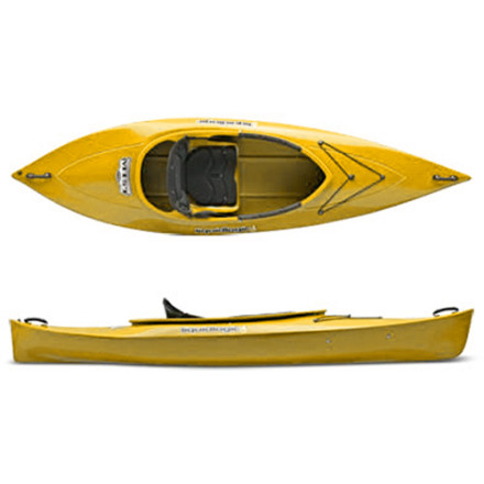 photo: LiquidLogic Mist 9.5 recreational kayak