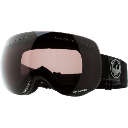 photo: Dragon APX Goggle - Polarized goggle