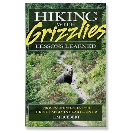 photo: Riverbend Publishing Hiking with Grizzlies - Lessons Learned camping/hiking/backpacking book
