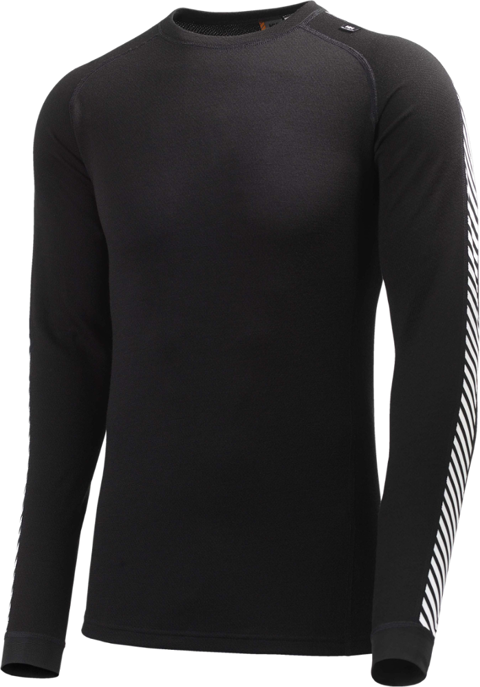 photo: Helly Hansen Men's Warm Ice Crew base layer top