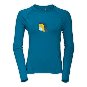 photo: The North Face Pacas Water Top LS long sleeve rashguard