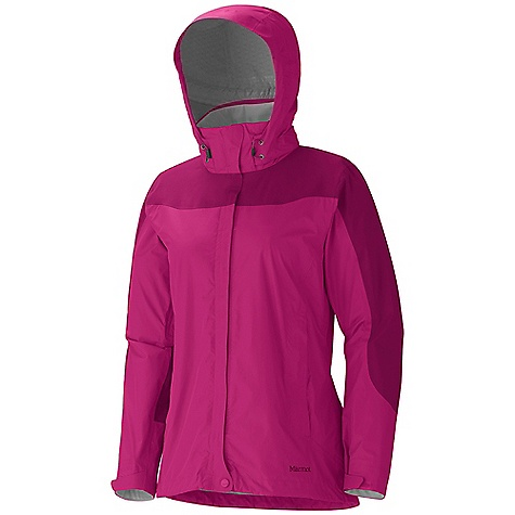 photo: Marmot Women's Oracle Jacket waterproof jacket