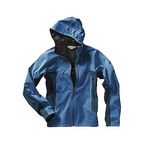 photo: Westcomb Women's Skeena Hoody soft shell jacket