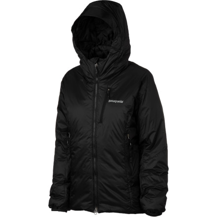 photo: Patagonia Women's DAS Parka synthetic insulated jacket