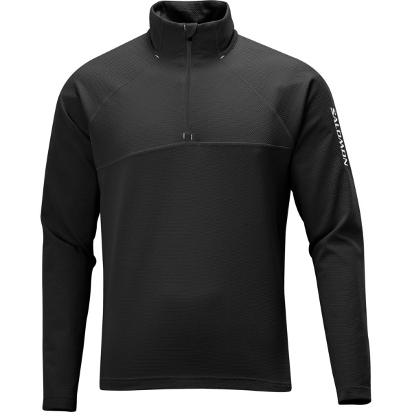 Salomon Moto II 1/2 Zip Top