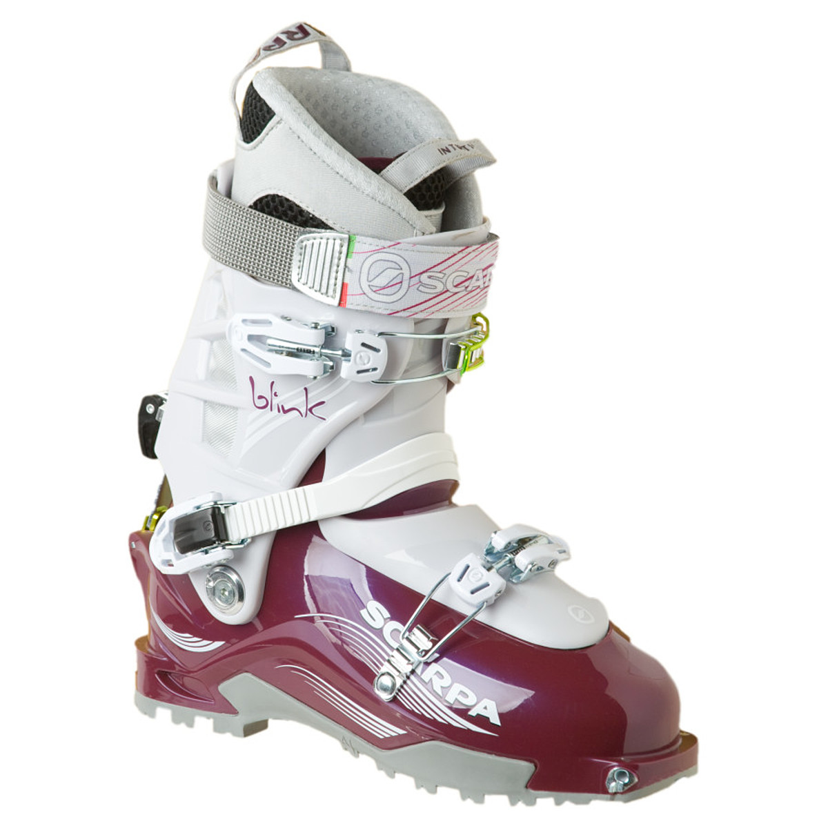 photo: Scarpa Blink alpine touring boot