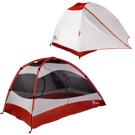 photo: Stoic Templum 2 three-season tent