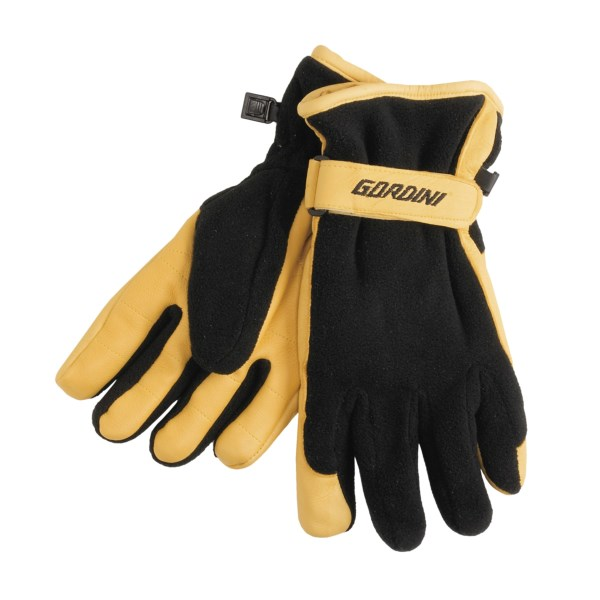 photo: Gordini Deerskin-Lavawool insulated glove/mitten