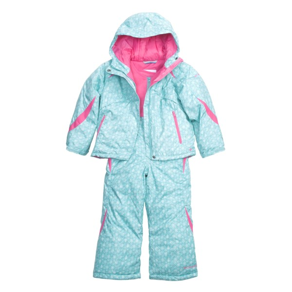 photo: Columbia Buga Girl Jacket synthetic insulated jacket