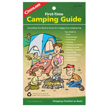 photo: Coghlan's First-Time Camping Guide camping/hiking/backpacking book