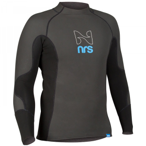 photo: NRS Men's HydroSkin 1.0 Shirt - L/S long sleeve paddling shirt