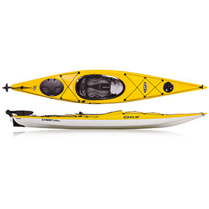 photo: Elie Strait 120 XE touring kayak