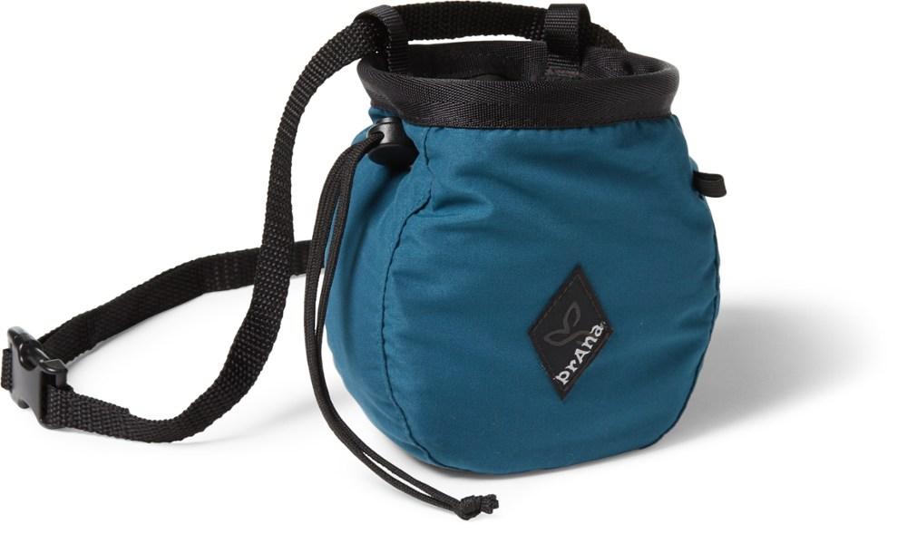 photo: prAna Chalk Bag with Belt chalk bag