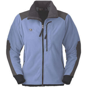 photo: Mountain Hardwear Men's Tech Trilogy Jacket fleece jacket