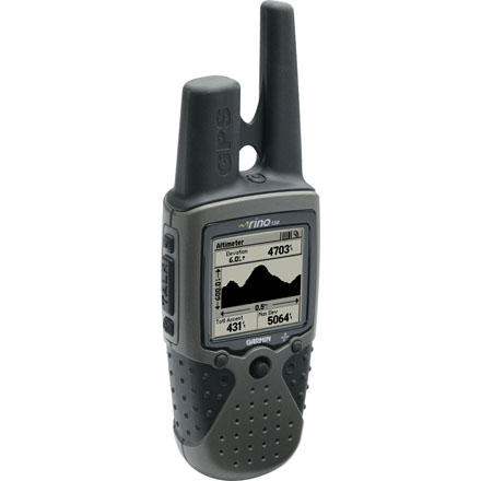 photo: Garmin Rino 130 handheld gps receiver
