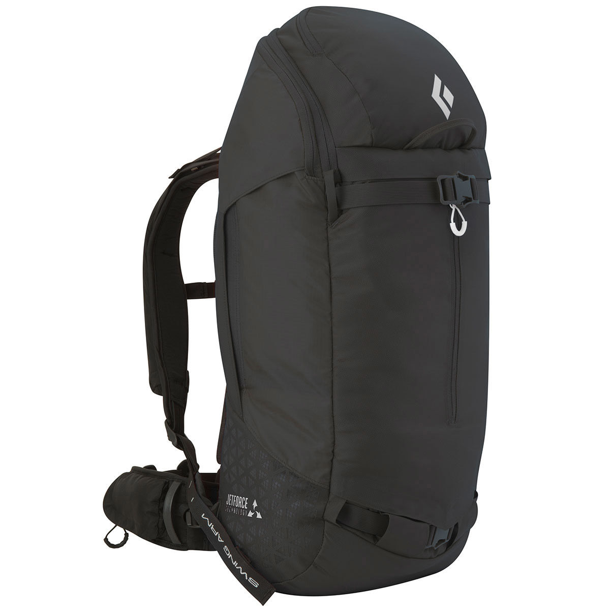photo: Black Diamond Saga 40 Jetforce Avalanche Airbag Pack avalanche airbag pack