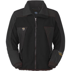 photo: Mountain Hardwear Women's Windstopper Tech Jacket fleece jacket