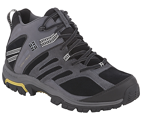 Columbia Shasta Ridge Mid LTR Omni-Tech