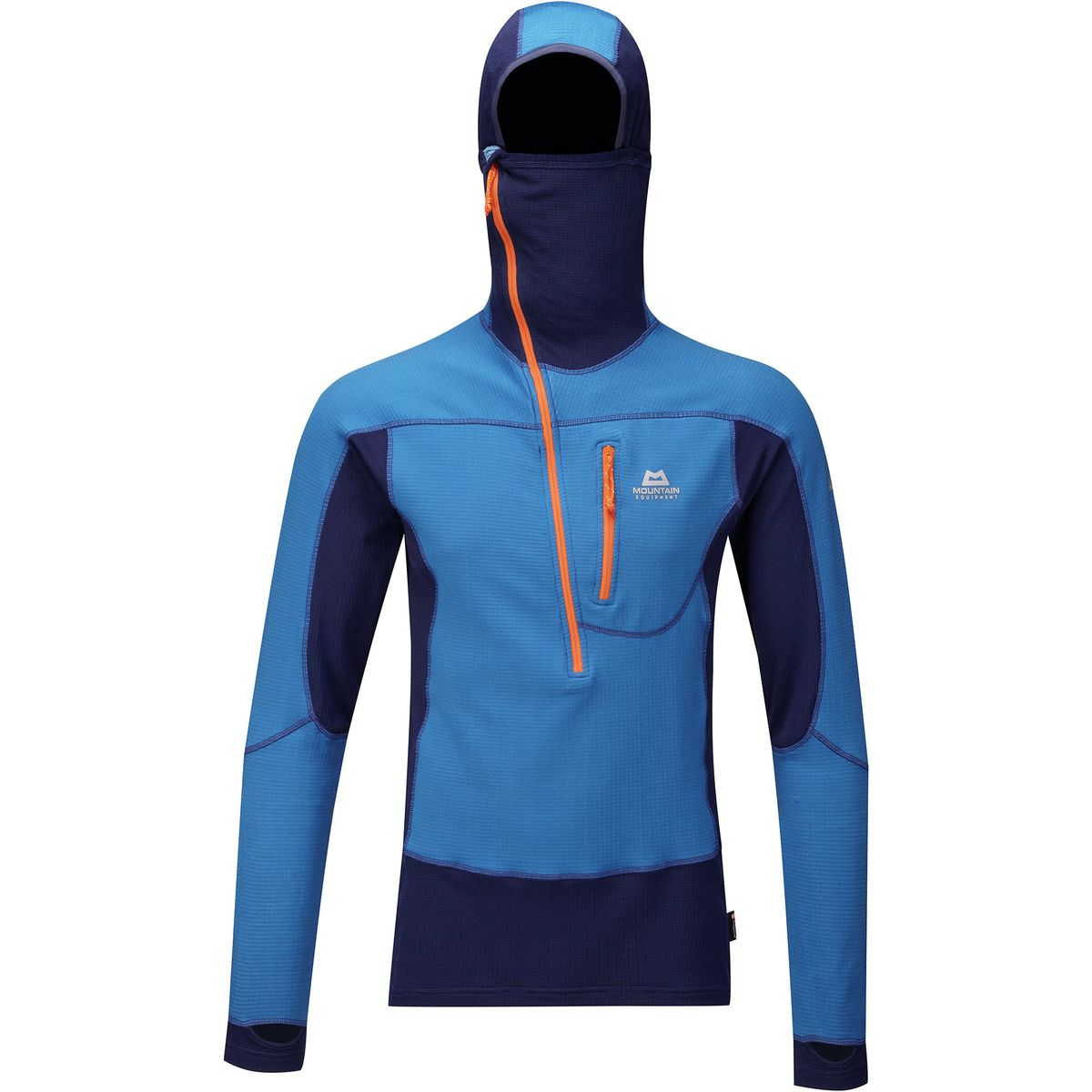 photo: Mountain Equipment Eclipse Half-Zip Hoodie fleece top