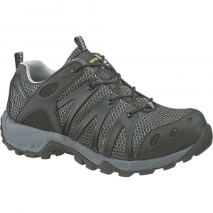 photo of a Wolverine trail running shoe