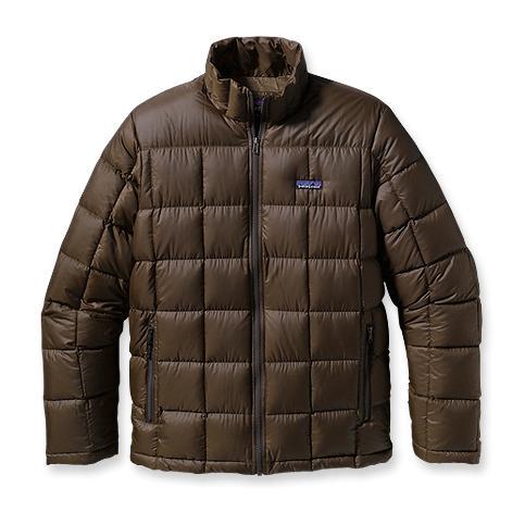 photo: Patagonia Caulder Down Jacket down insulated jacket