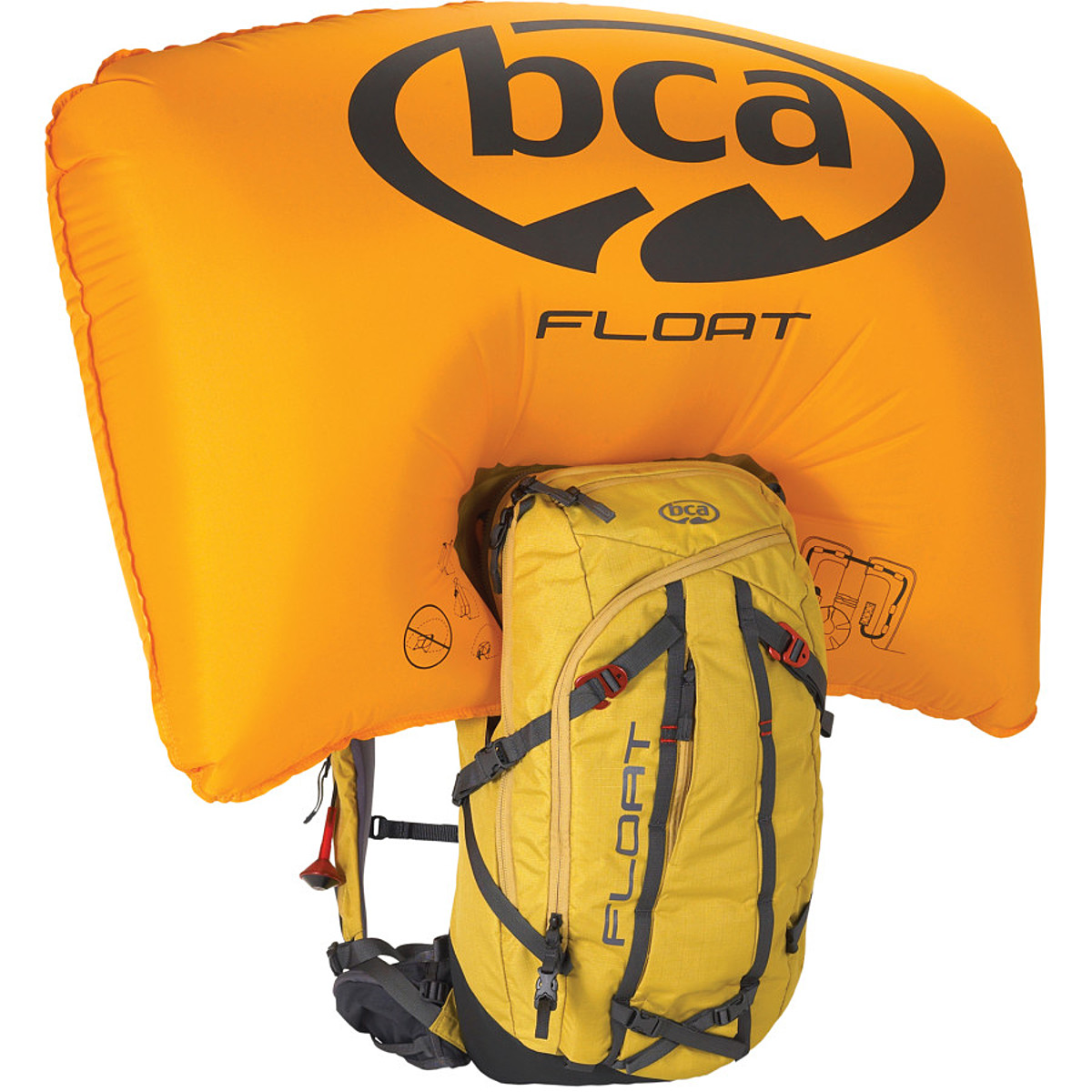 photo: Backcountry Access Float 27 Tech avalanche airbag pack
