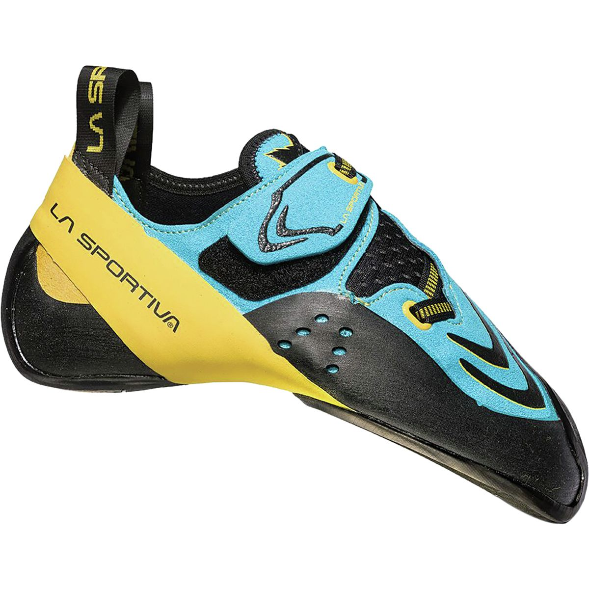 photo: La Sportiva Men's Futura climbing shoe
