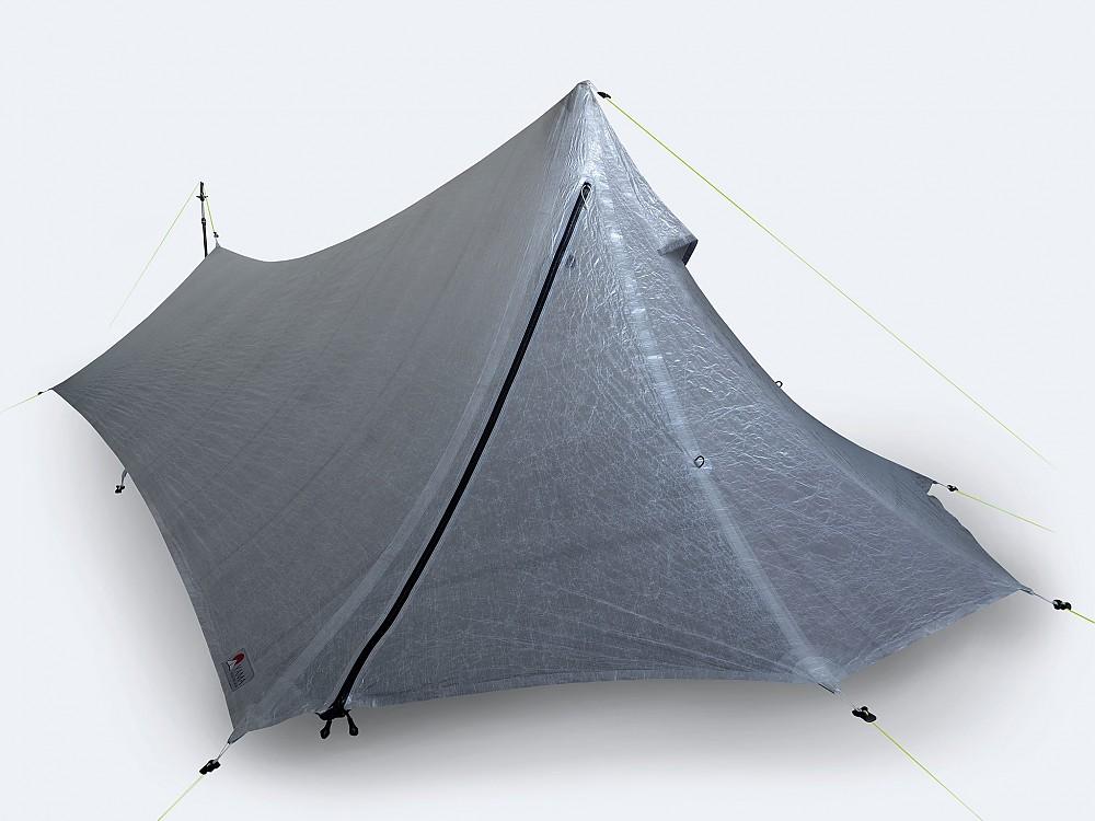 photo: YAMA Mountain Gear 1P Cirriform Tarp - Dyneema tarp/shelter