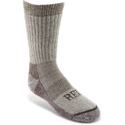 photo: REI Merino Wool Crew Hiking Socks hiking/backpacking sock