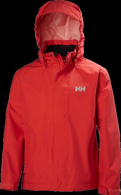 photo: Helly Hansen Kids' Seven J Jacket waterproof jacket