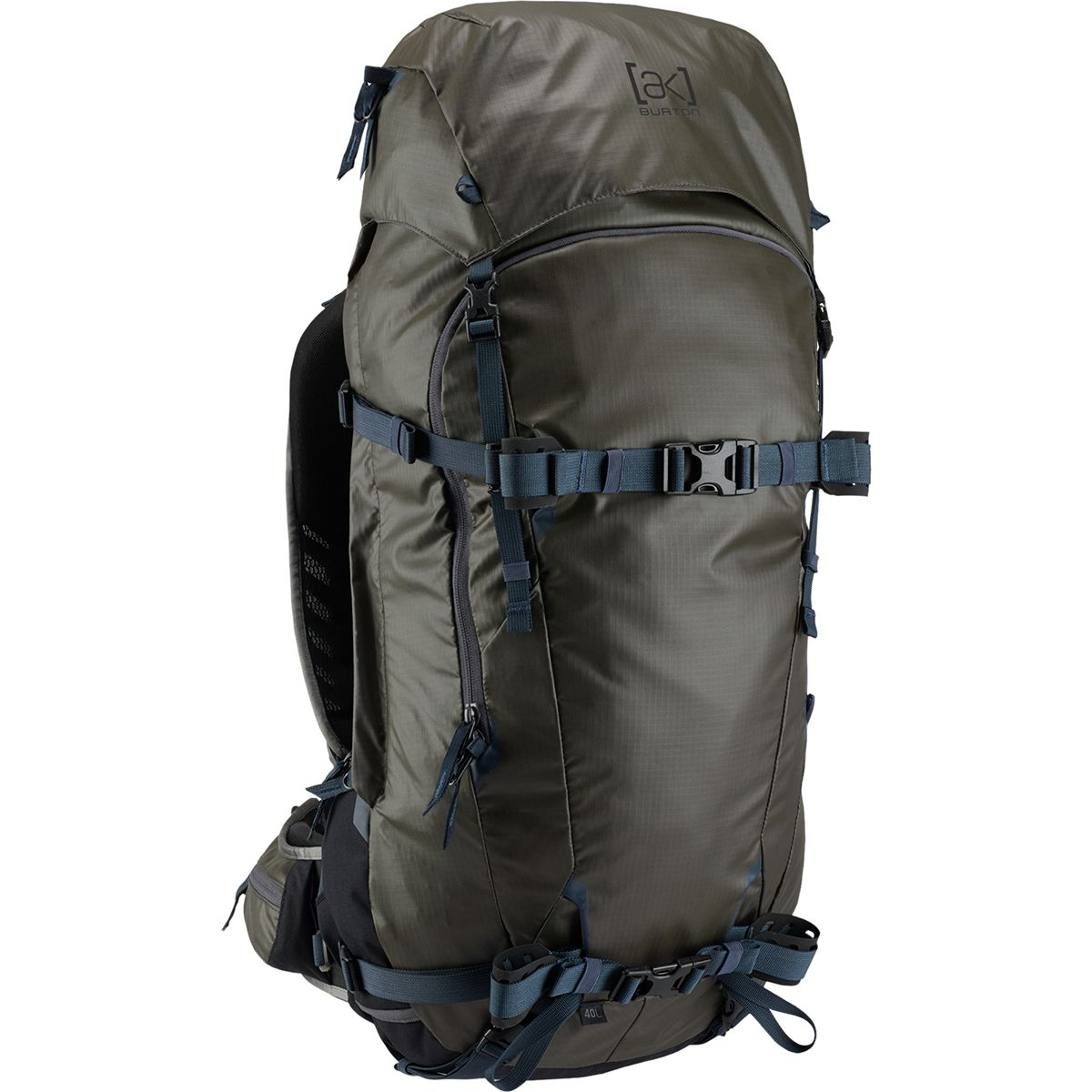 photo: Burton AK Incline 40L winter pack